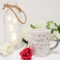 Friends Are Like Angels Mug